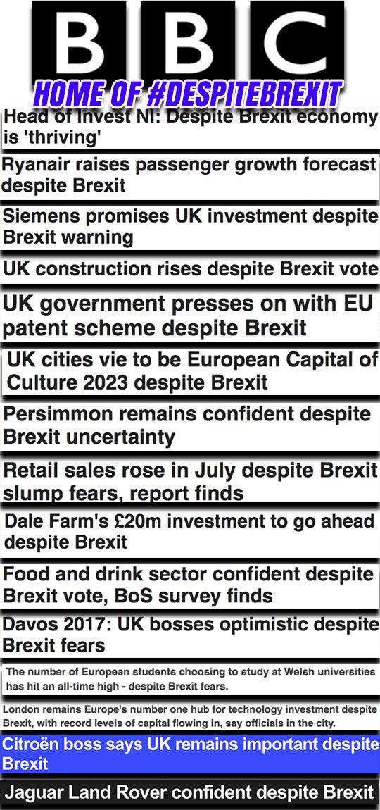 BreXit - BBC DESPITE claims 01